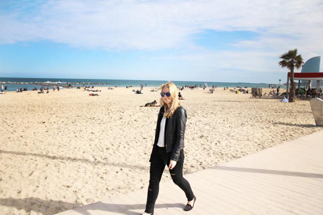 Fanfarella / Barcelona Beach