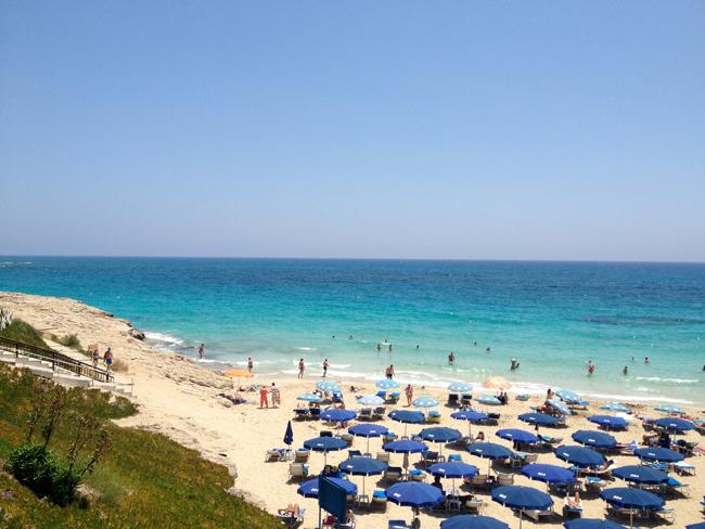 Ayia Napa, Zypern / Fanfarella