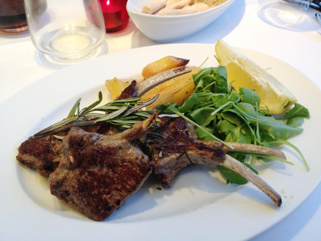 Restaurant Piccini - Wien / www.fanfarella.at