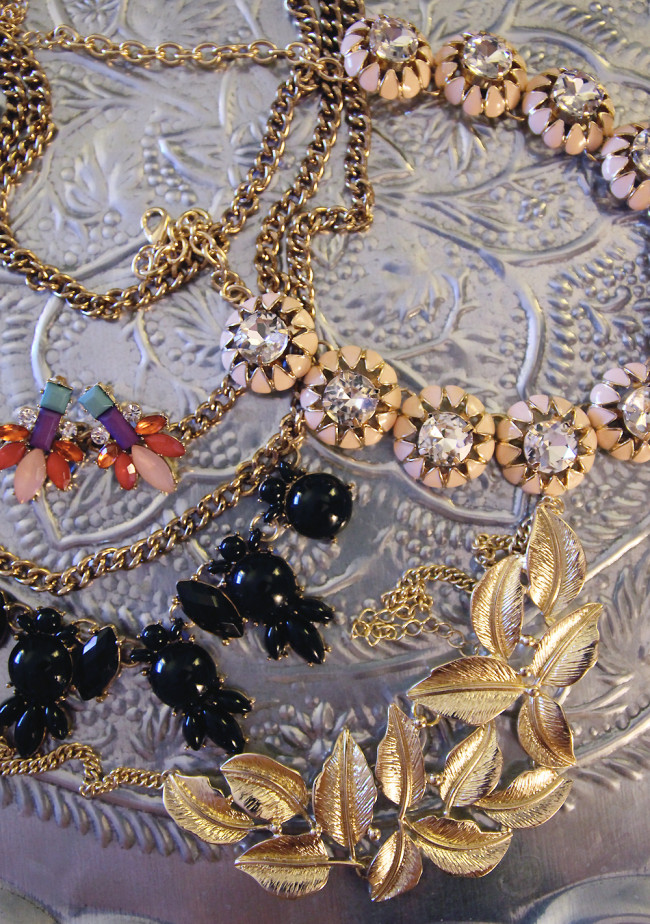 Necklace Collection / www.fanfarella.at