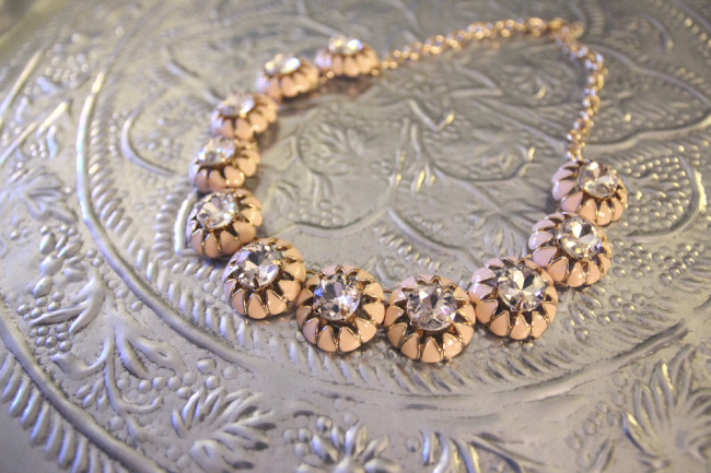 Forever21 Necklace, Halsband / www.fanfarella.at
