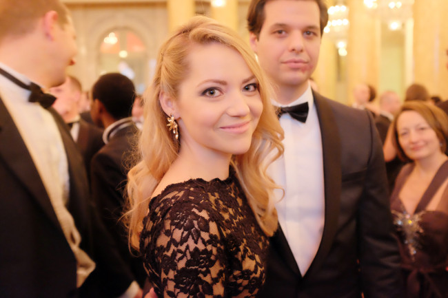 Hofburg Ball in Wien, Ballroom Dancing // www.fanfarella.at