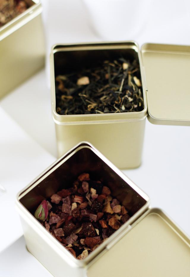 Aromatisierter Tee // www.fanfarella.at