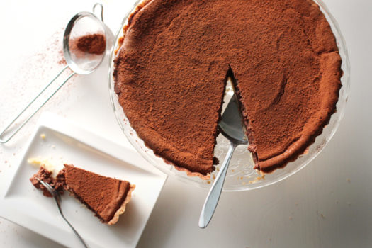 Rezept: Best Chocolate Cheesecake!