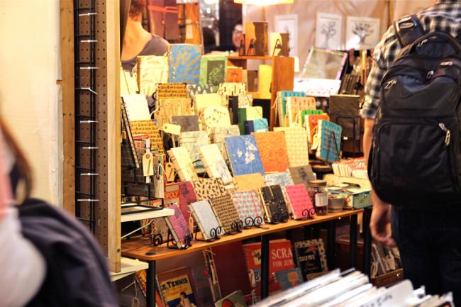 Artists and Fleas Williamsburg Market / http://fanfarella.at/00wt