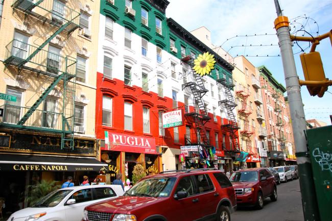 Little Italy / New York / https://www.fanfarella.at/travel-diary-new-york-new-york