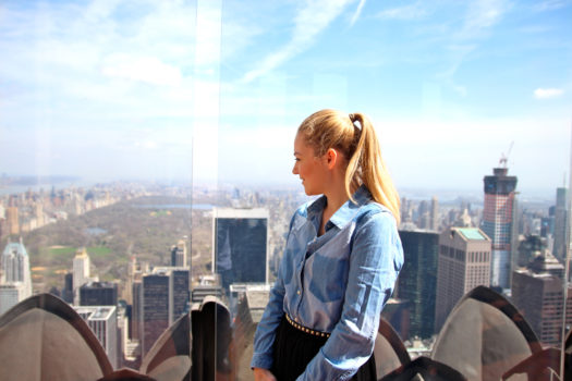 Travel Diary: New York, New York!