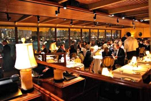 Travel Diary: Dinner Date im The River Café in New York