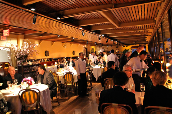 The River Café New York / https://www.fanfarella.at/travel-diary-dinner-date-im-the-river-caf-in-new-york