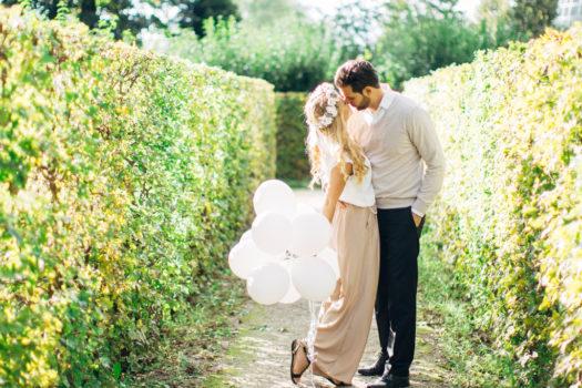 Unsere Verlobungsfotos von Tony Gigov
