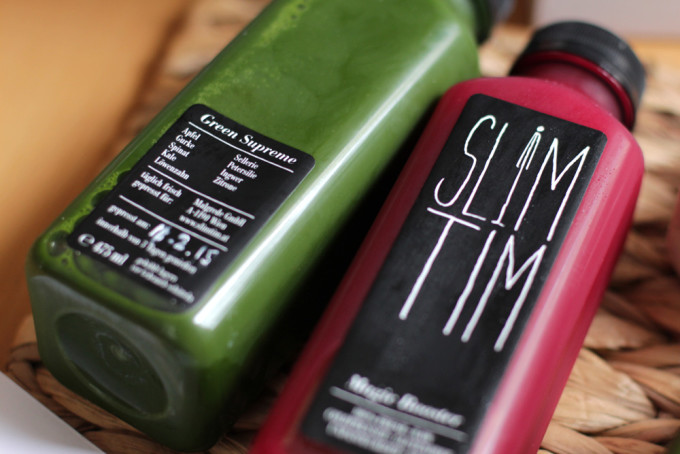 Detox Juice Box von Slim Tim | www.fanfarella.at