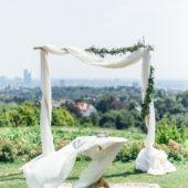 JA SAGEN JA – Hochzeit von Fanfarella