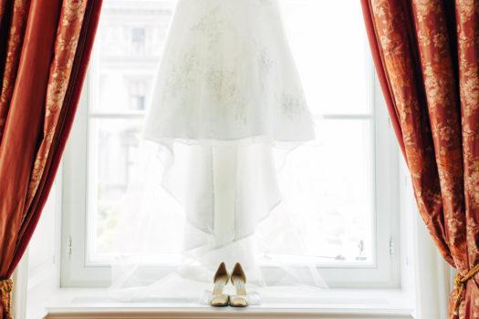 Unsere Hochzeit: Getting Ready und First Look