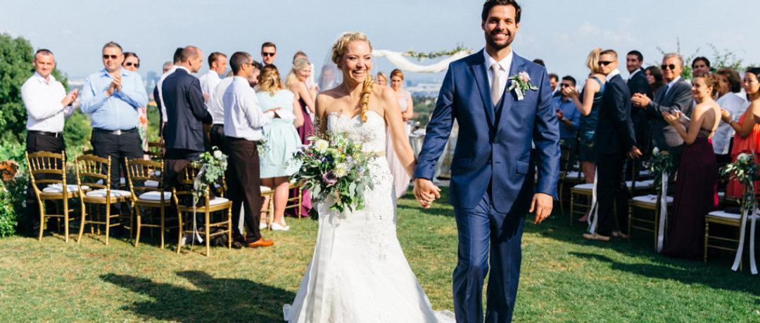 Unsere Hochzeit: Die Zeremonie und ein kleiner Einblick in die Feier