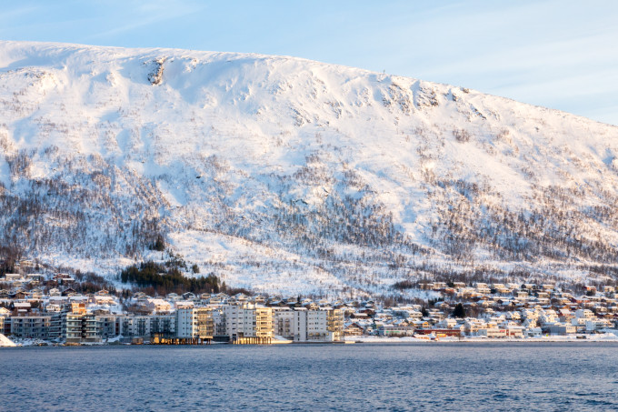 Norwegen, Tromsø | https://www.fanfarella.at/nord-norwegen-hat-mein-herz-gestohlen