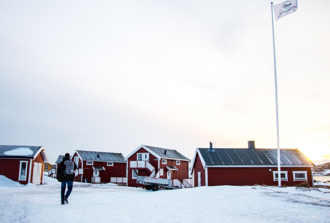 Sommarøy, Norwegen - Nordlicht, Northern Lights | http://www.fanfarella.at/nord-norwegen-hat-mein-herz-gestohlen