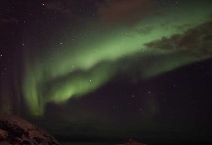 Sommarøy, Norwegen - Nordlicht, Northern Lights | https://www.fanfarella.at/nord-norwegen-hat-mein-herz-gestohlen