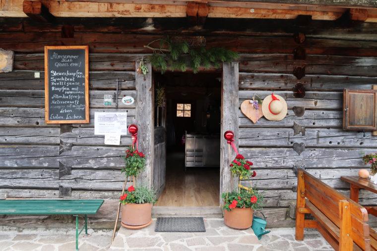 Poltern auf der Alm // Viehbergalm - Ritzingerhütte - Miesbodensee